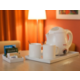 Relax in privacy of your guest room featurıng coffee and tea set