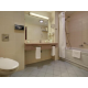 Relax in spacious bathroom of your Suite