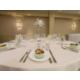 A table set for a grand affair