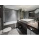 Executive King-Bed Room Bathroom