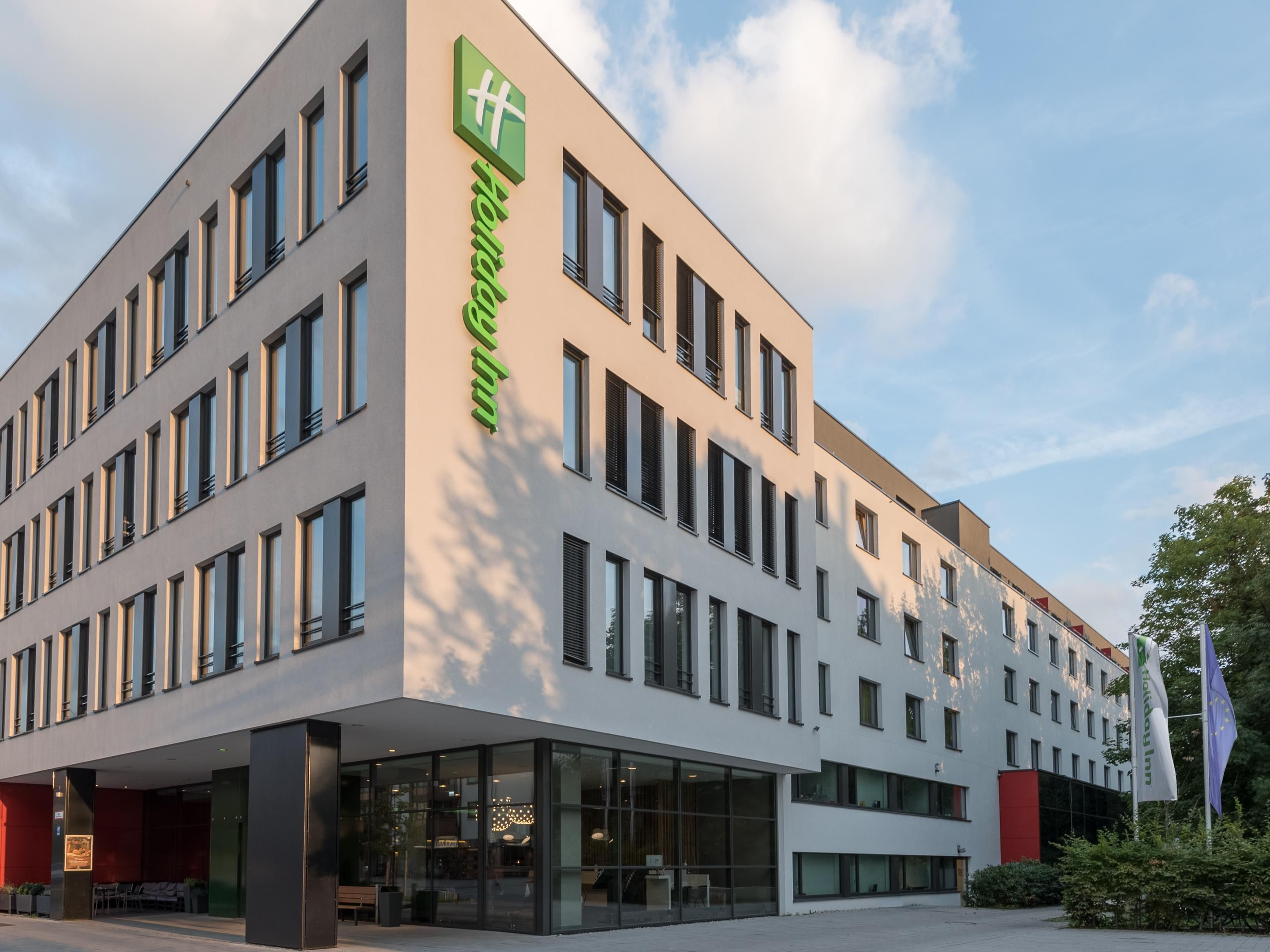 Hotel Holiday Inn Munchen City