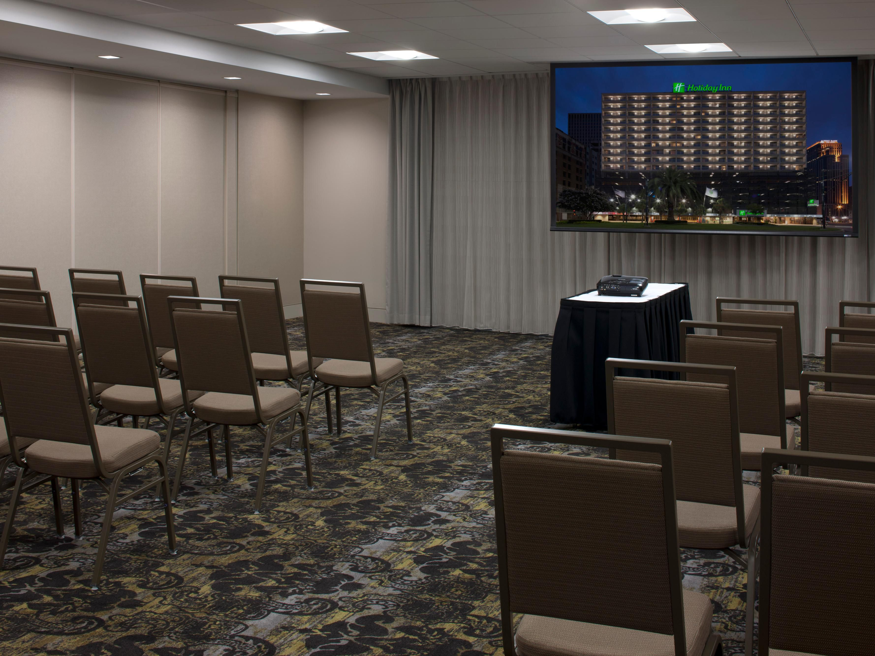 Holiday Inn Downtown Superdome State of the Art Meeting Room