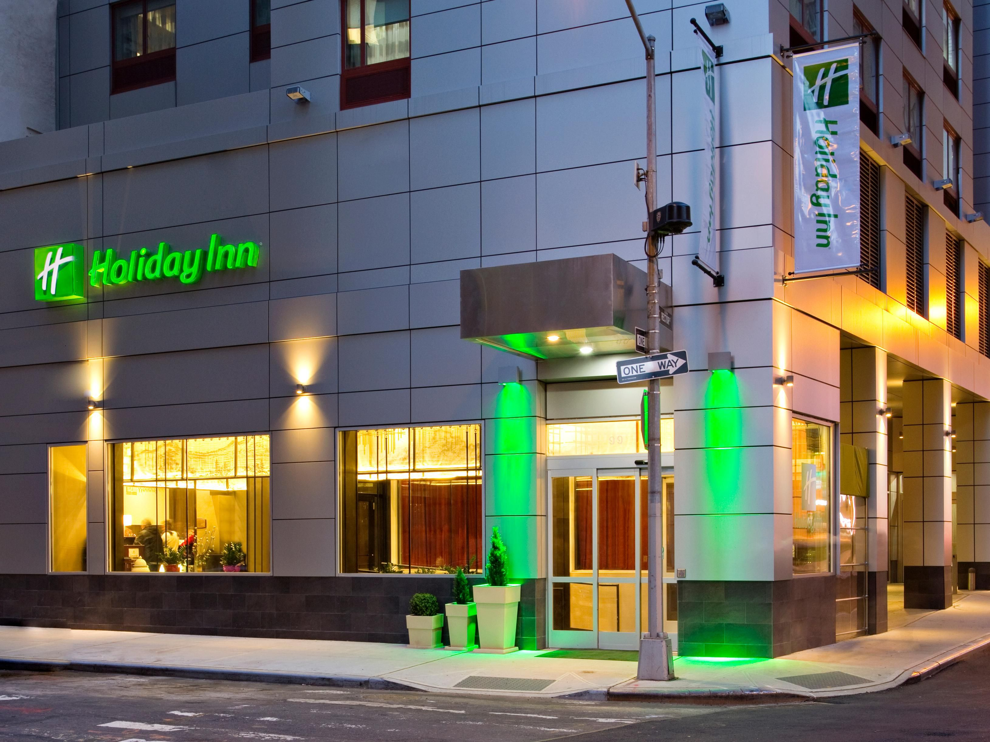 Holiday Inn ManhattanFinancial District Hotel By IHG - Hotel avec cuisine new york