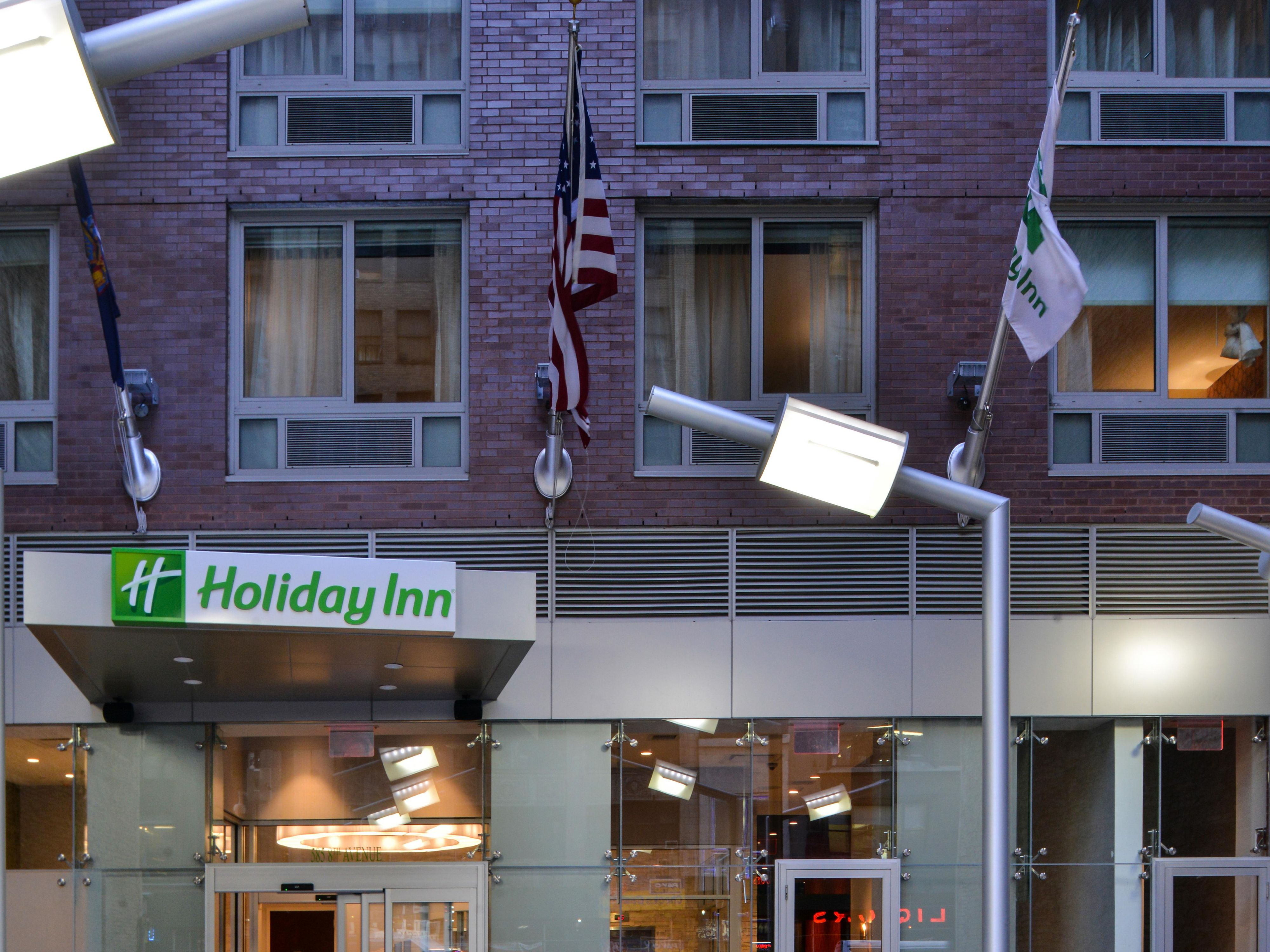 Hotels in Midtown West Manhattan | Holiday Inn NYC - Times Square