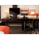 Work/entertainment area in guestrooms with complimentary wifi