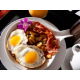 Breakfast Egg Skillet - Breakfast served from 6:00am - 10:30am