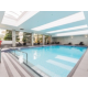 Relax in the hotels 15 metre heated swimming pool