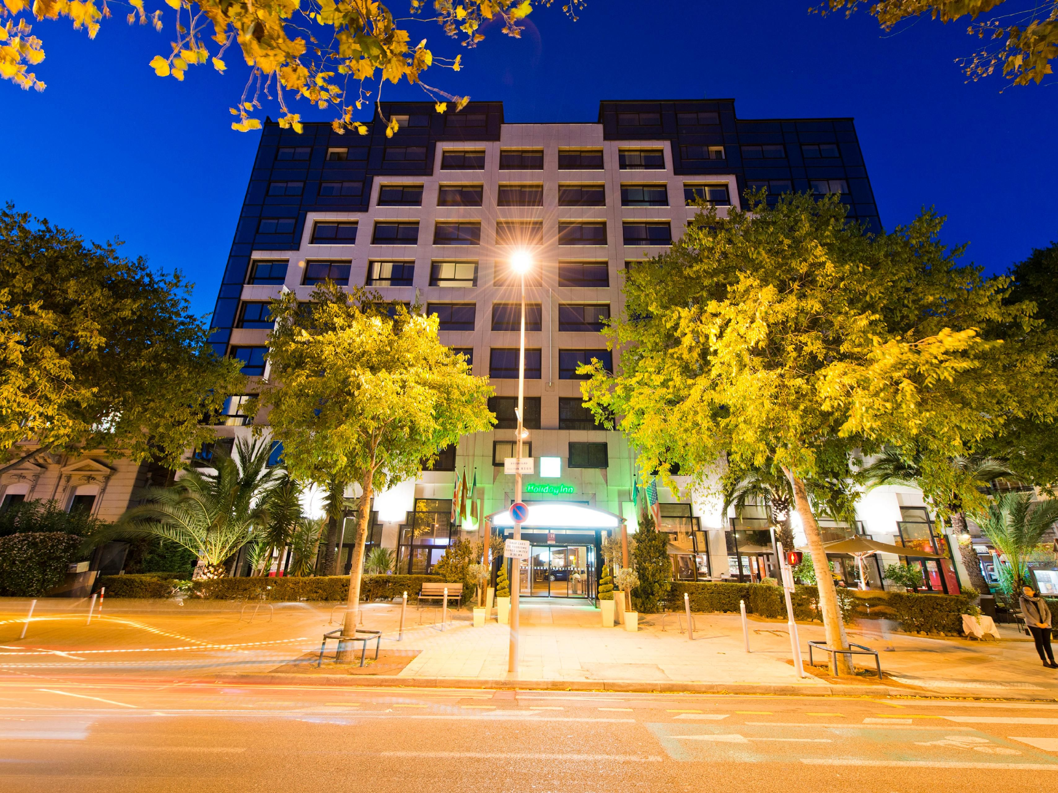 hotels in nice city centre holiday inn nice france