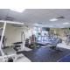 Trainieren Sie in unserem gut ausgestatteten Fitnesscenter