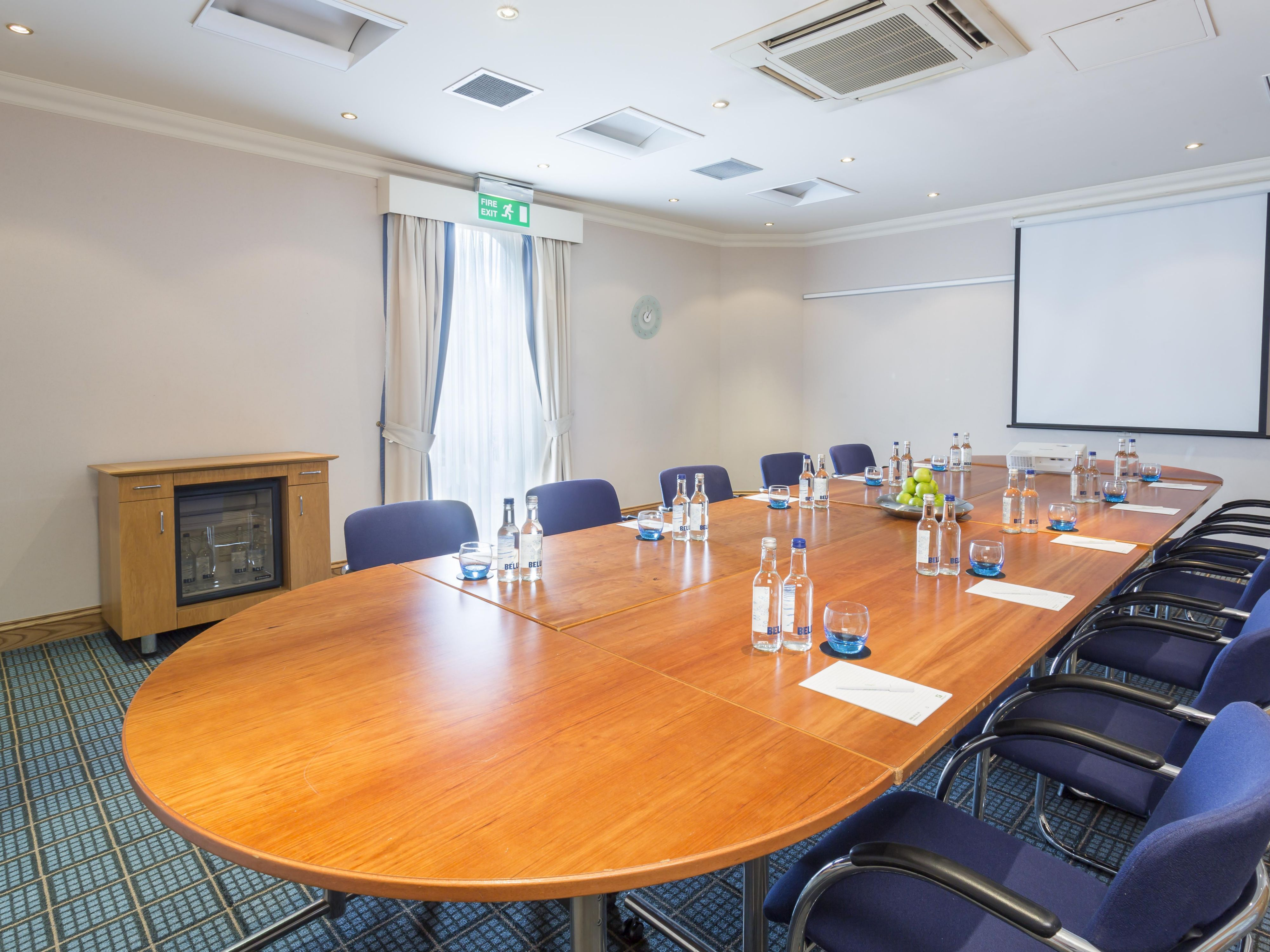 Book our Boardroom for your business meeting