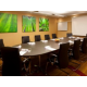 Well lit with natural day light Meeting Room