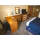 Executive Room - work in comfort with extra desk space and chair