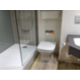 Renovated guest bathrooms