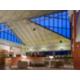 Our large, spacious atrium lobby