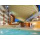 Enjoy our heated indoor lobby pool.