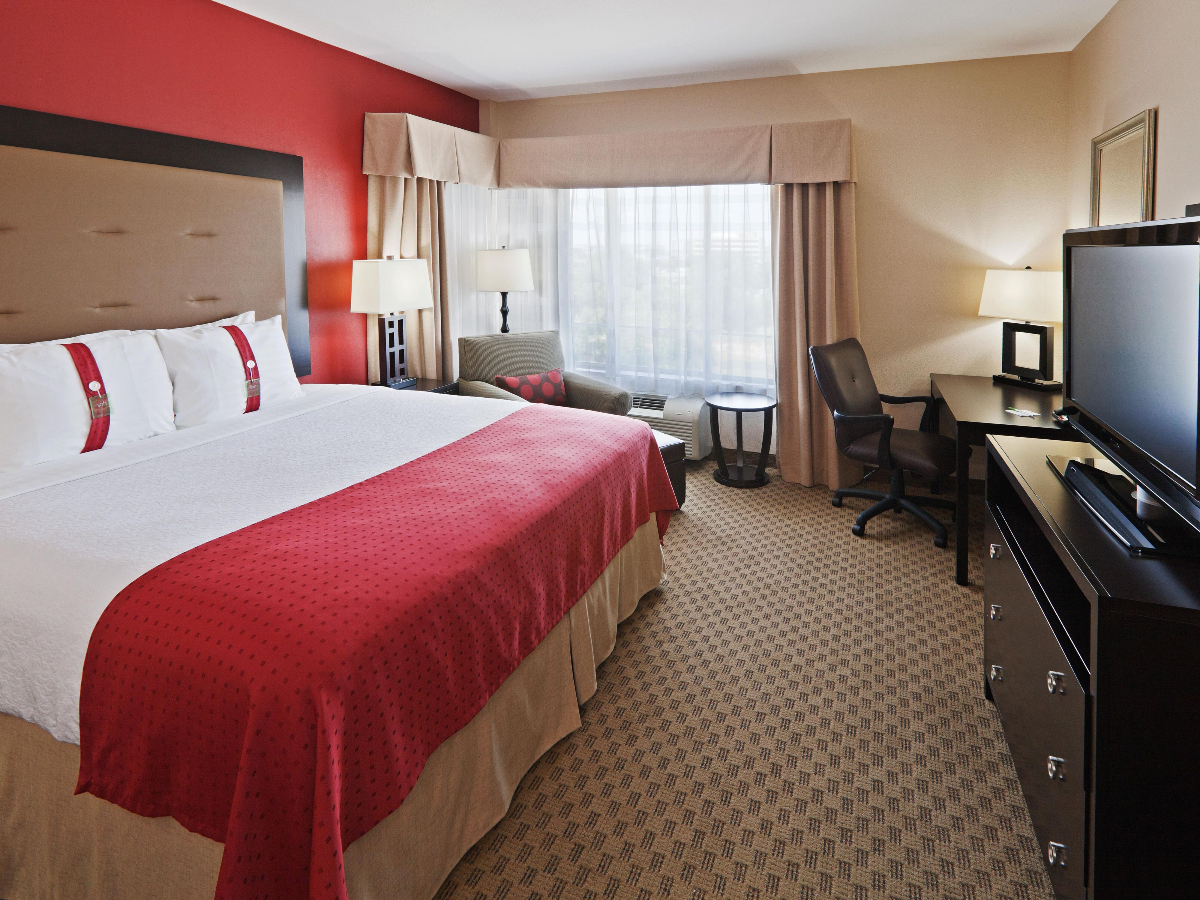Holiday Inn Oklahoma City Airport Executive Room