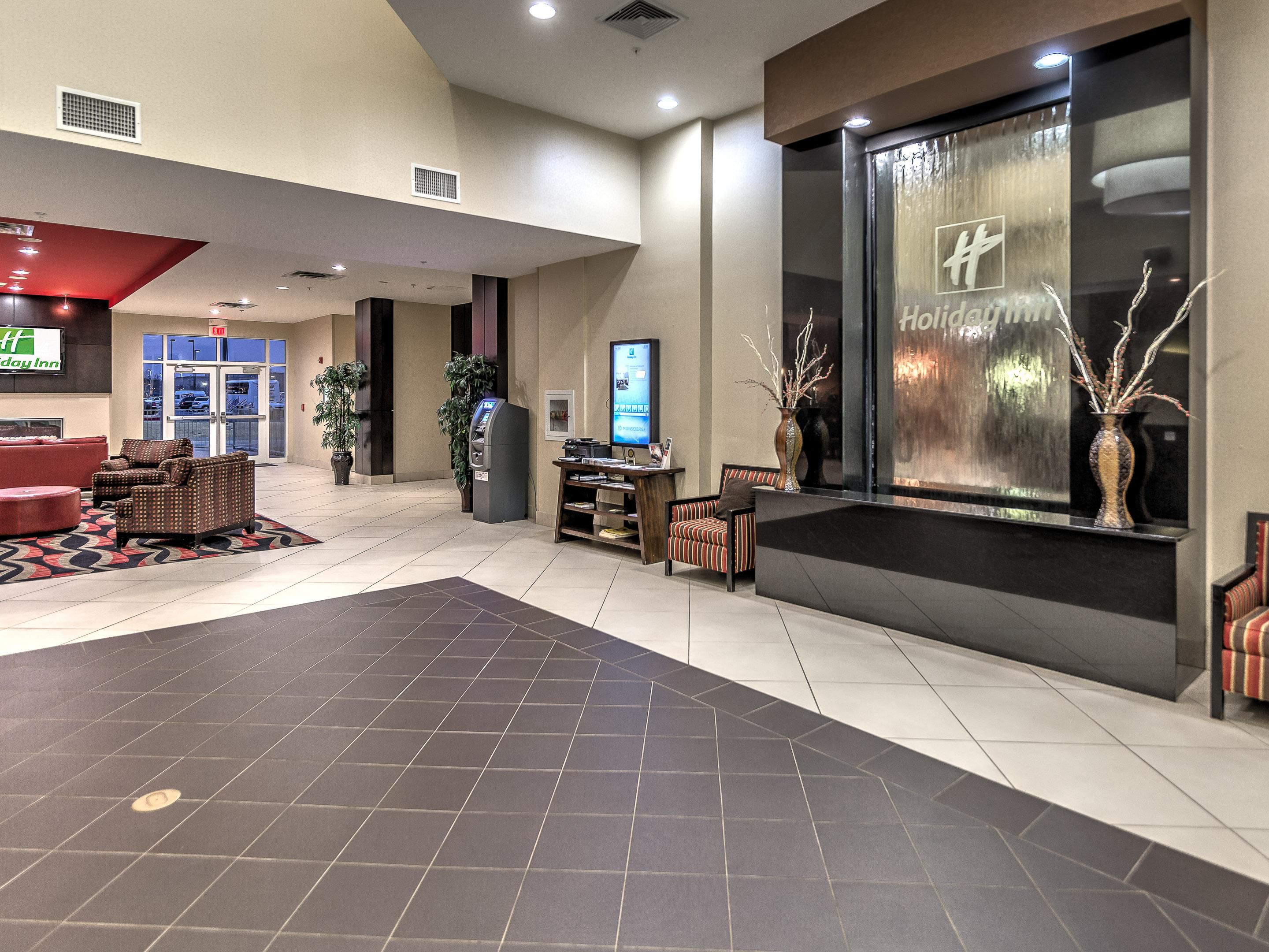 Holiday Inn Oklahoma City North – Quail Springs Lobby