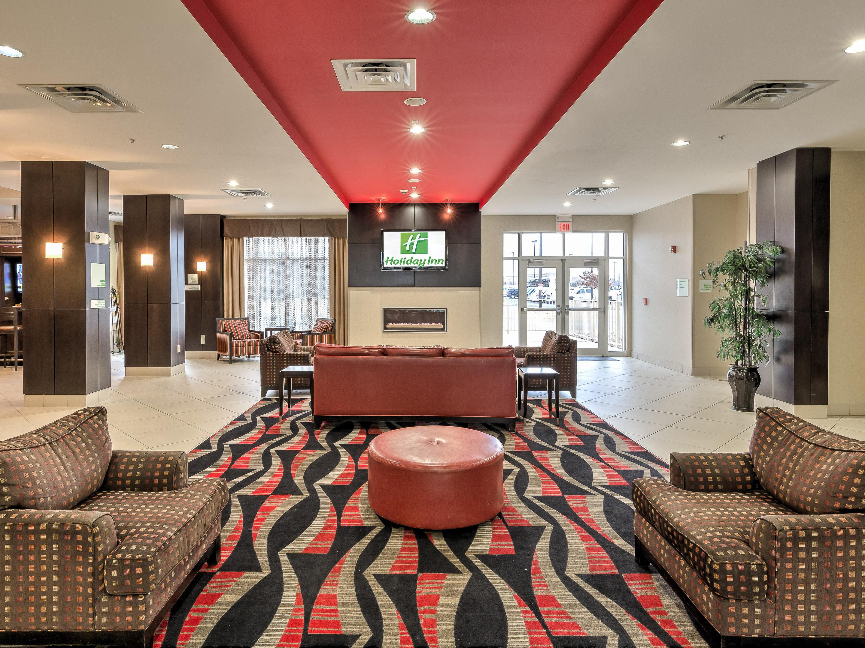 Holiday Inn Oklahoma City North – Quail Springs Lobby Lounge