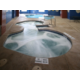 10,000 sq. ft. Water Park with Oversized Whirlpool & Leisure Pool