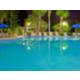 Swimming Pool Night Time