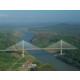 Puente Centenario sobre el Canal de Panama