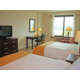 Double Bed Guest Room at the Holiday Inn Panama Canal