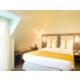 Chambre avec lit single