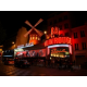 Famous Cabaret Le Bal du Moulin Rouge at 5 minutes walking distanc