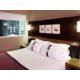 One Queen Bed Design Room