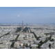 Aerian view of Paris