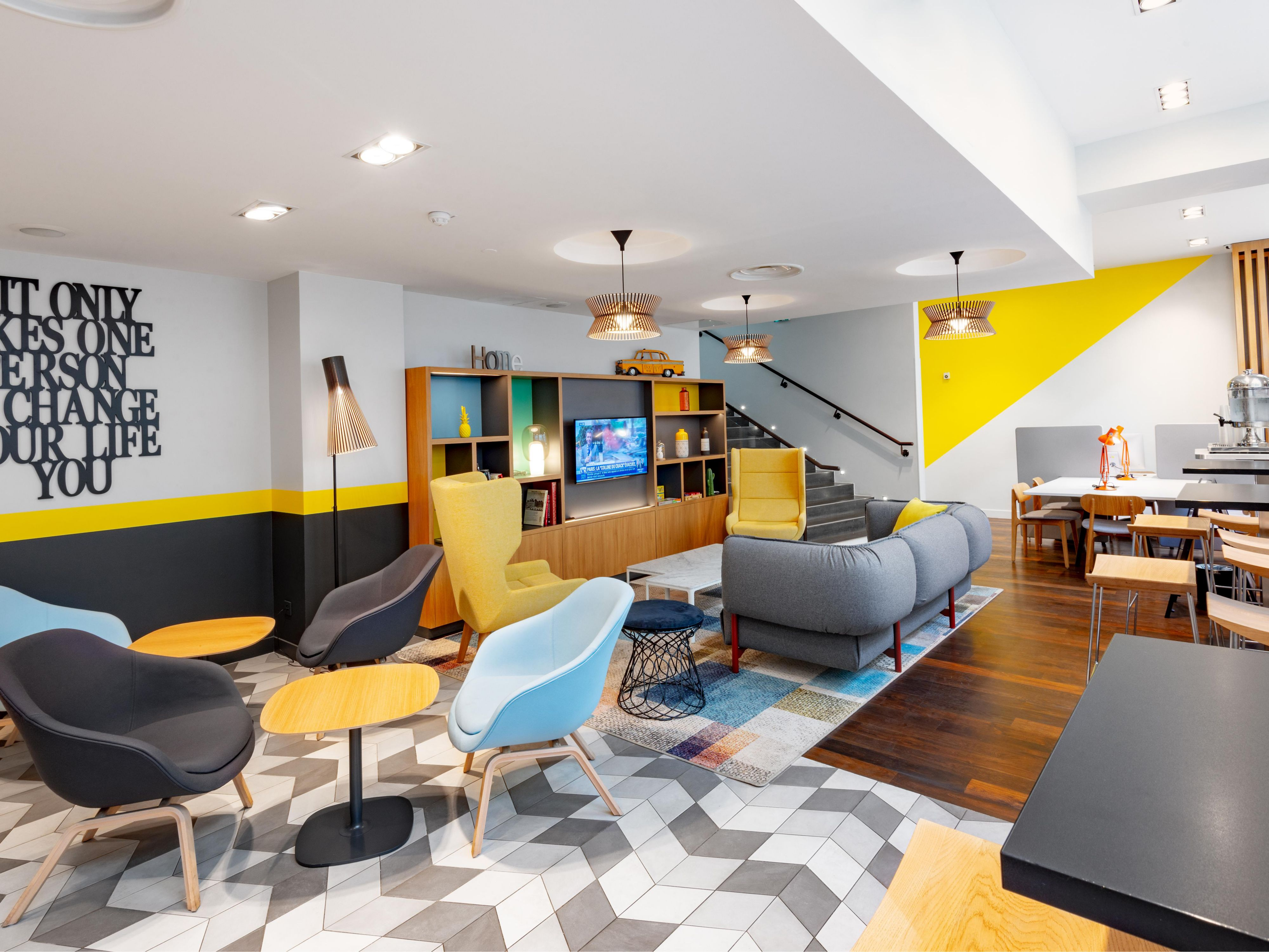 Family-Friendly Hotels In 2nd Arrondissement | Holiday Inn