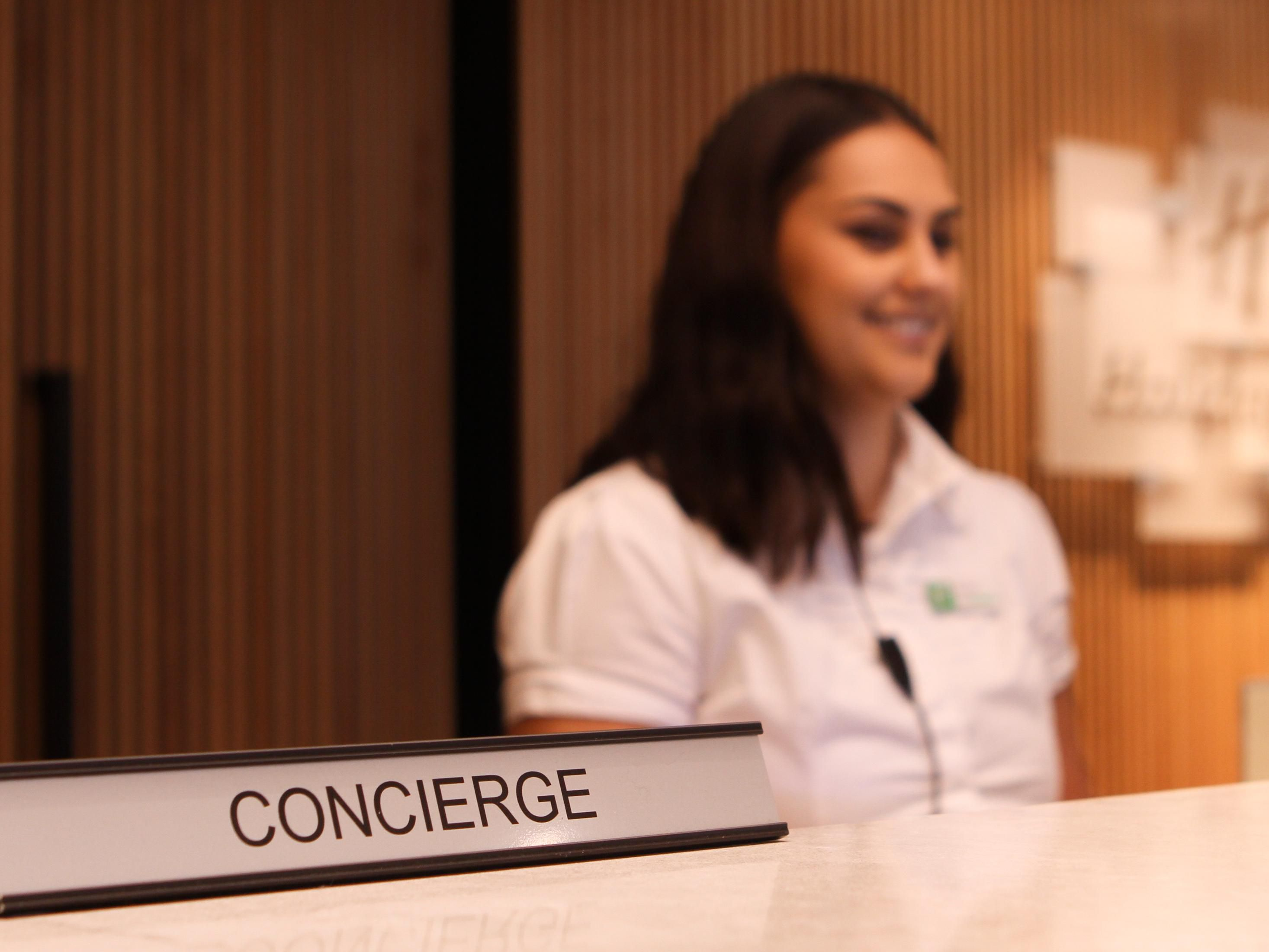 Concierge | Holiday Inn Perth City Centre