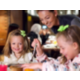 Kids eat free in Ivy & Jack