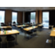 Meeting space from 8 to 35 people in U shape style