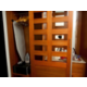 Iron, Iron board and Safe in wardrobe in executive rooms