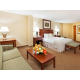 Spread out in our two room suites