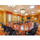 Take your meeting to the next level in our Boardroom