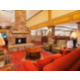 Relax in our comfortable lodge style Hotel Lobby