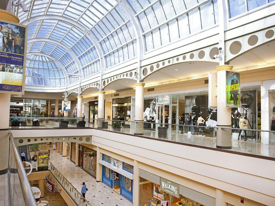 Shop at one of Long Islands largest mall's  - Roosevelt Field.