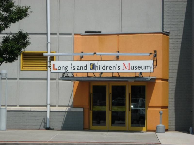 Long Island Children's Museum a fun day for kid of all ages