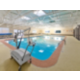 ADA/Handicapped accessible Indoor Swimming Pool lift,