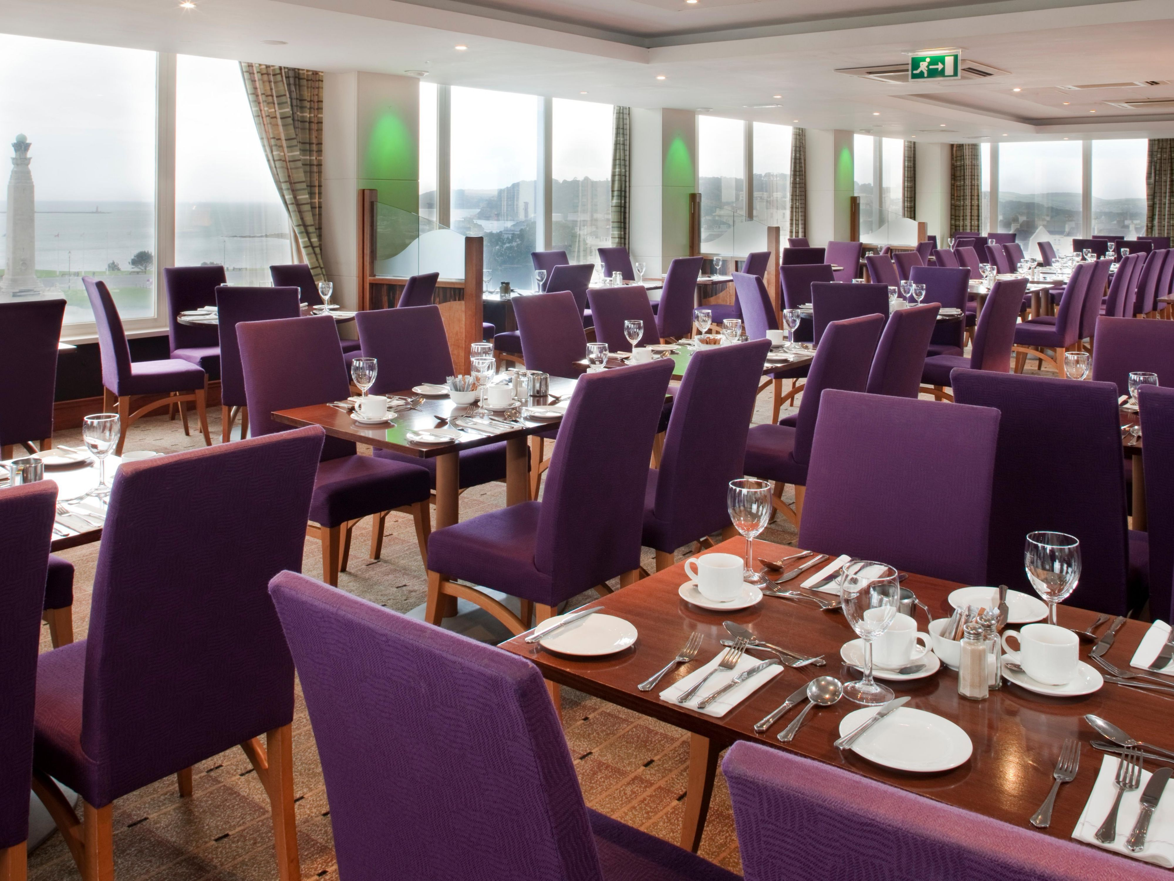 Holiday Inn Plymouth Restaurant