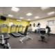 Fitness Center is open 24 hours a day