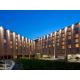 Äußeres des Hotels