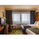 Room type allocated on arrival