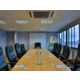 Our executive boardroom with views of the city