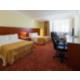 Exucitve Double Bed Smoking Room