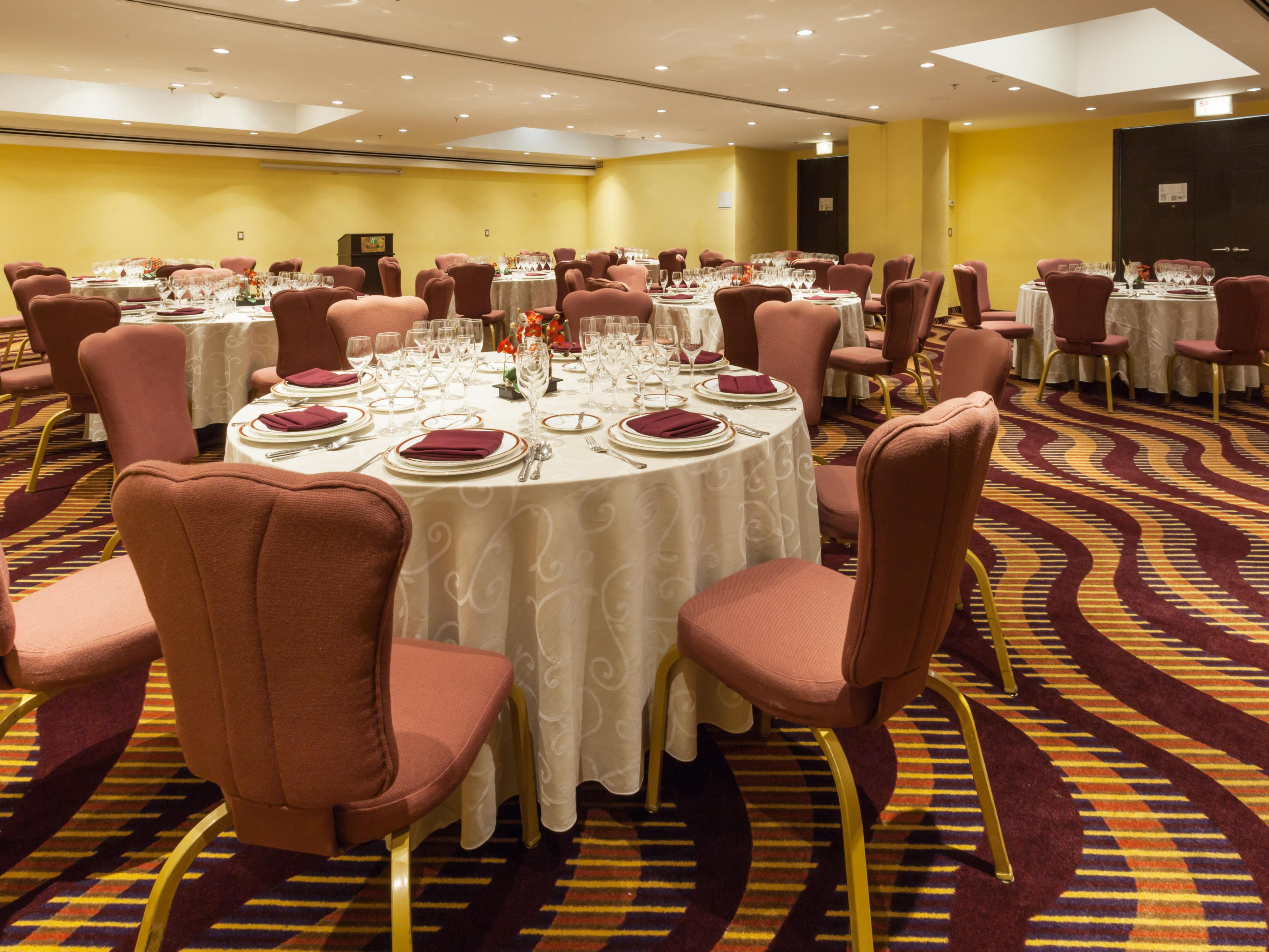 Host your event in our grand Ballroom