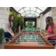 Game table for children (soccer)