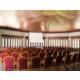 El Campanario.  Conference room with daylight.